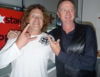 Dave Gleeson & Rick Brewster Star FM Central Coast