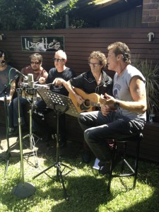 Ty Penshorne, Dave Leslie, Buzz Bidstrup, Mark Gable & The Hoff