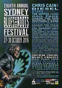 8th Sydney Blues & Roots Festival - 2016