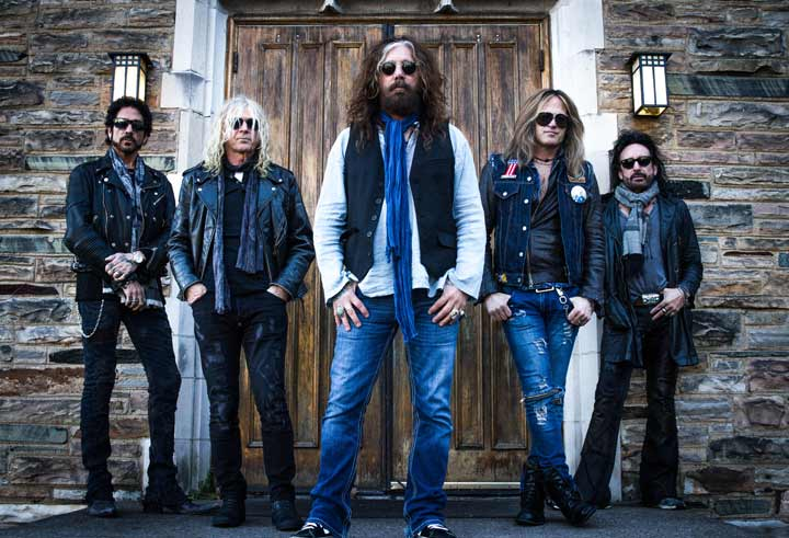 The Dead Daisies - 2018