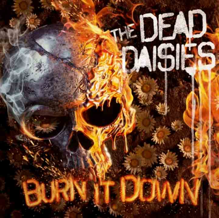 The Dead Daisies - New Album - Burn It Down - 2018